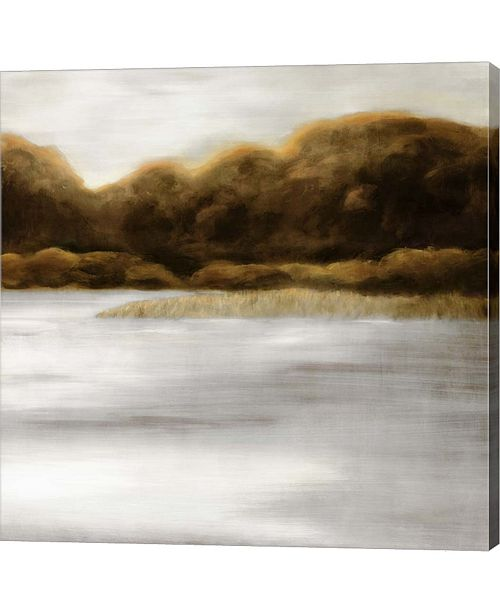 Metaverse Red Landscape II By Posters International Studio Canvas Art