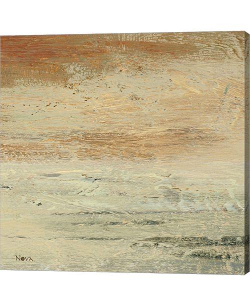 Metaverse Siena Abstract I By Studio Nova Canvas Art
