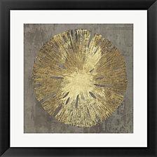Sand Dollar IA by Aimee Wilson Framed Art