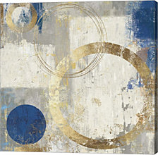 Tune Ii By Tom Reeves Canvas Art