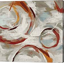 Momentum I by Edward Selkirk Canvas Art