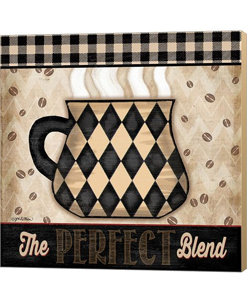 Metaverse Premium Coffee IV By Jen Killeen Canvas Art