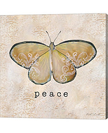Butterfly Expressio4 by Caitlin Dundon Canvas Art