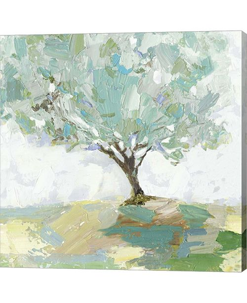 Metaverse Pear Tree By Allison Pearce Canvas Art