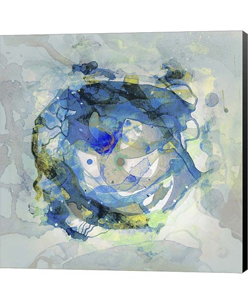 Metaverse Watercolour Abstract Iii By Posters International Studio Canvas Art