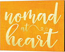 Nomad at Heart by Alli Rogosich Canvas Art