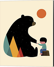 Promise by Andy Westface Canvas Art