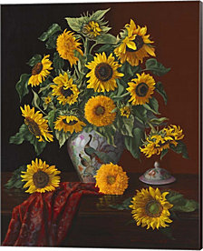 Sunny Elegance by Christopher Pierce Canvas Art