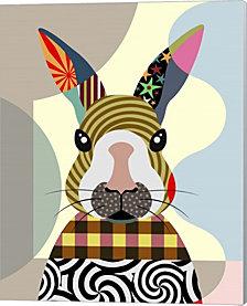 Sexy Bunny by Lanre Adefioye Canvas Art
