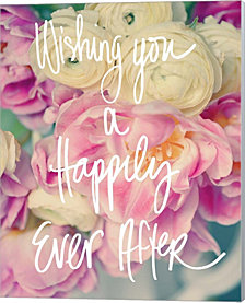 Happily Ever After by Sarah Gardner Canvas Art