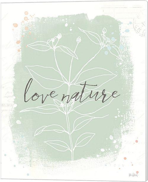 Metaverse Organic Lines Iv By Katie Pertiet Canvas Art