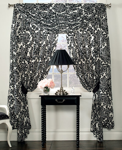CLOSEOUT! Waterford Lisette Scarf Window Valance