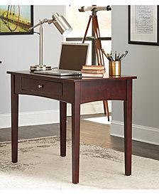 Shaker Cottage Writing Desk, Espresso