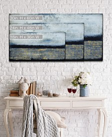 Ready2HangArt 'Neutral Haze' Abstract Canvas Wall Art Collection