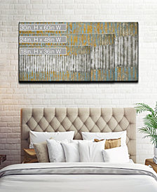 Ready2HangArt 'Trunk' Abstract Canvas Wall Art Collection