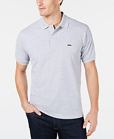 Men's Classic Fit Pique Polo Shirt, L.12.12