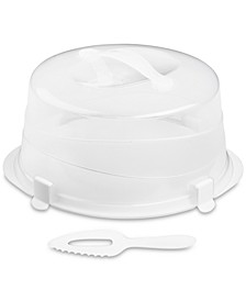 Round Cake Carrier