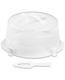 Snapware Round Cake Carrier
