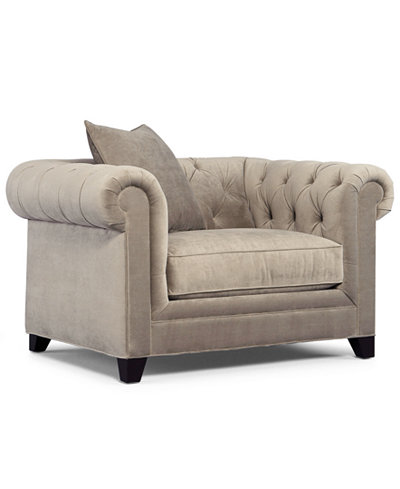 Martha Stewart Collection Saybridge Living Room Chair - Martha Stewart Collection Saybridge Living Room Chair - Furniture