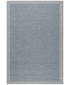 "KM Home Croix Indoor/Outdoor 7'10"" x 10'3"" Area Rug"