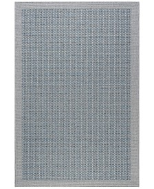 "CLOSEOUT! KM Home Croix Indoor/Outdoor 9'3"" x 12'6"" Area Rug"