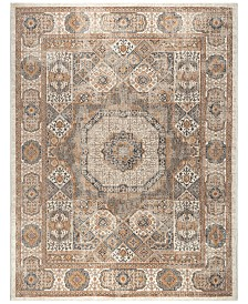 KM Home Harper HA3102 Ivory Area Rug