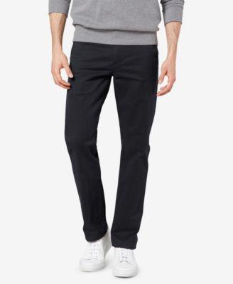 Men's Alpha Slim Fit All Seasons Tech Khaki Stretch Pants