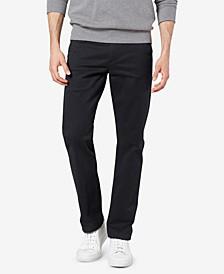 Men's Big & Tall Alpha All Seasons Tech Slim Tapered Khaki Stretch Pants