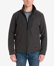 London Fog Men's Audubon Microfiber Jacket