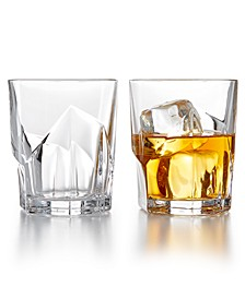 Louis Whiskey Glasses, Set of 2