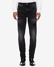 Calvin Klein Jeans Men's Black Skinny Jeans