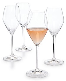 Rose Glasses, Set of 4