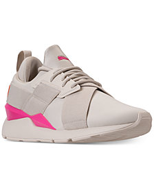 Puma Women's Muse Chase Casual Sneakers from Finish Line