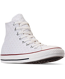 Converse Women's Chuck Taylor Perf Stars High Top Casual Sneakers from Finish Line