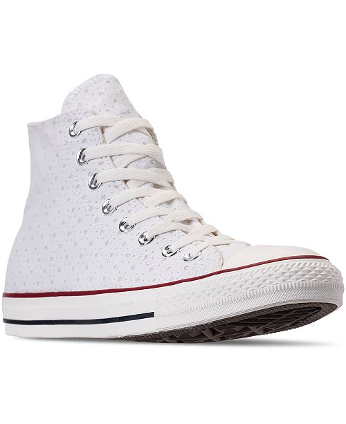 6a1dd6e5d5d3 ... Converse Women s Chuck Taylor Perf Stars High Top Casual Sneakers from Finish  Line ...