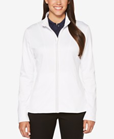 PGA TOUR Fleece Golf Jacket