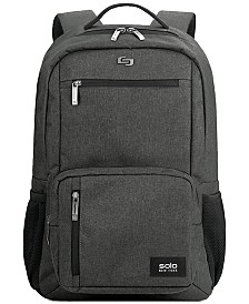 Solo Men's Bowery Computer Backpack