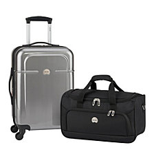 Delsey Fashion Air Quest Carry-On & Duffel Bag Luggage Set