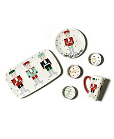 by Laura Johnson  Nutcracker Dinnerware Collection