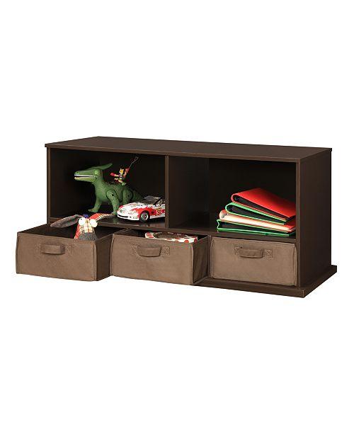 Badger Basket Stackable Shelf Storage