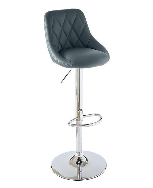 Marvelous Baltimore Adjustable Swivel Bar Stool Set Uwap Interior Chair Design Uwaporg
