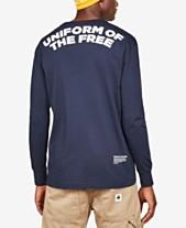 151b37c51a5 G-Star RAW Men s Long-Sleeve Uniform of the Free Pocket T-Shirt