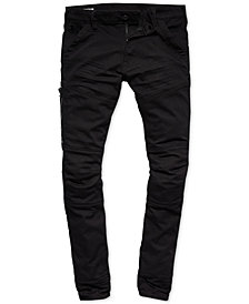 G-Star Raw Mens Rackam Skinny-Fit Jeans
