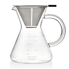 Godinger 17-Oz. Pour Over Coffee Maker