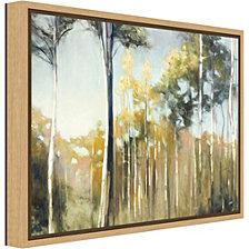 Amanti Art Aspen Reverie by Julia Purinton Canvas Framed Art