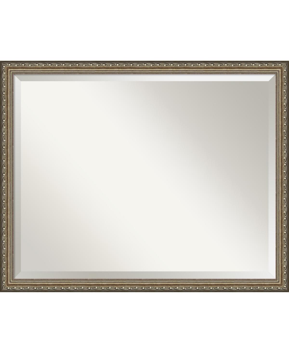 Amanti Art Parisian 30x24 Bathroom Mirror