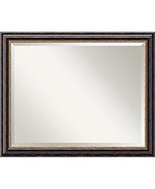 Amanti Art Tuscan Rustic 32x26 Bathroom Mirror