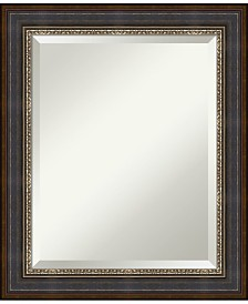 Amanti Art Veneto Distressed 21x25 Bathroom Mirror