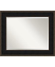 Amanti Art Mezzanine 36x30 Bathroom Mirror