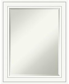 Amanti Art Craftsman 23x29 Bathroom Mirror